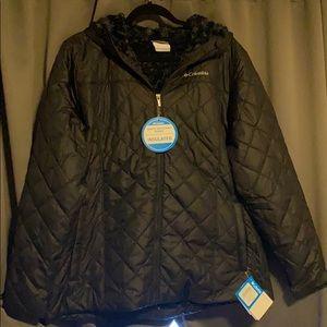 Columbia Plus Hooded Jacket